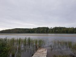 Spectacular views of Long Lake