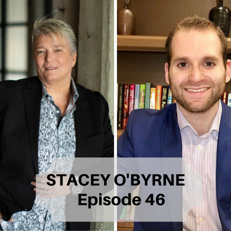 Serial Entrepreneur, Stacey O'Byrne, Unpacks Her Journey From $0.16 to Owning 8 Companies