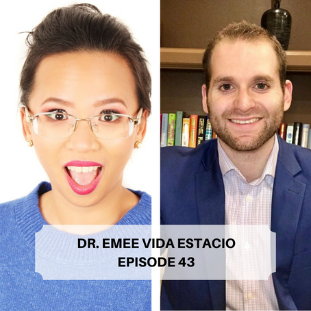 She Self-Published 3 #1 Amazon Best-Sellers & Has Helped Hundreds Do It Too – Dr. Emee Vida Estacio