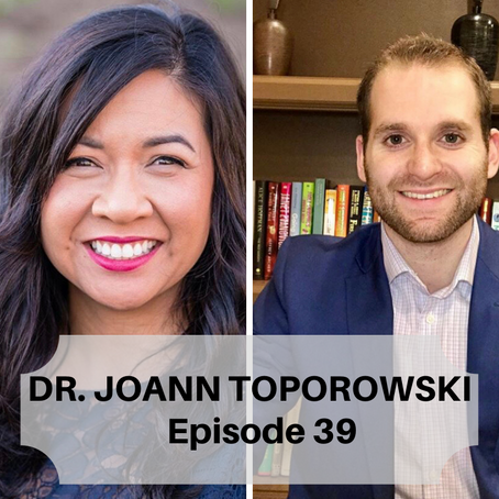 Clinical Psychologist & Performance Coach, Dr. Joann Toporowski Talks Stress Management & More
