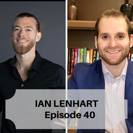 Ian Lenhart Stops By To Share How Podcasting Changes the Trajectory of His Business & His Life