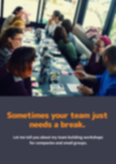 Copy of Sometimes your team just needs a