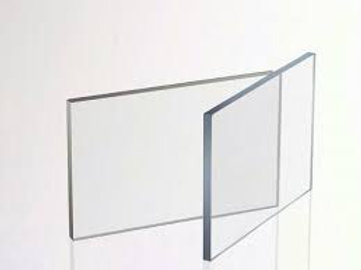 Chapa de policarbonato Compacto 3mm - 2000x1000mm