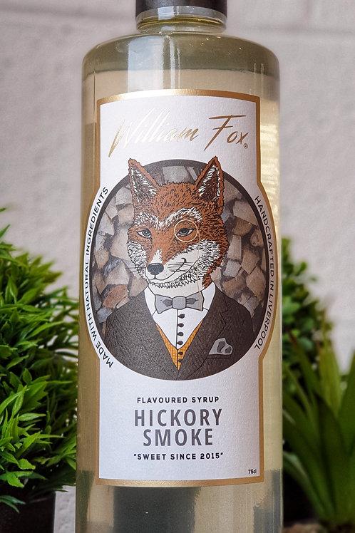 Hickory Smoke Syrup