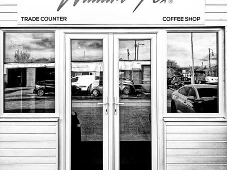 Trade Counter & Coffee Shop OPEN!