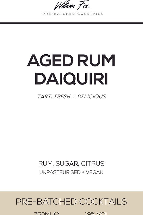 Aged Rum Daiquiri