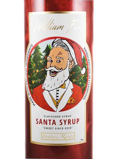 Santa Syrup