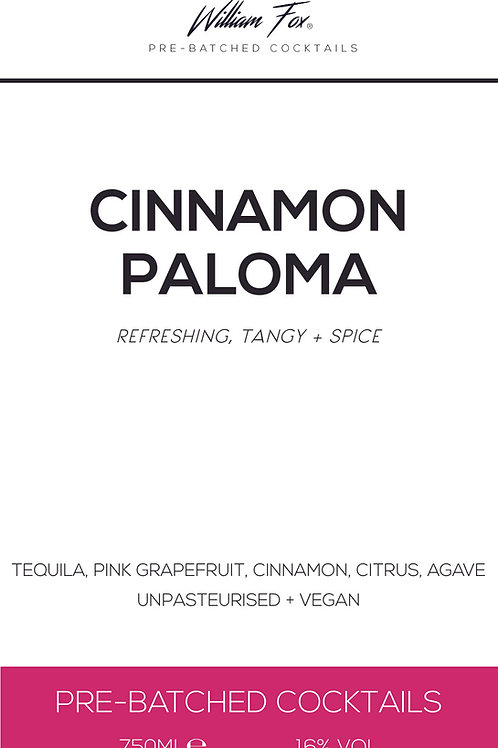 Cinnamon Paloma