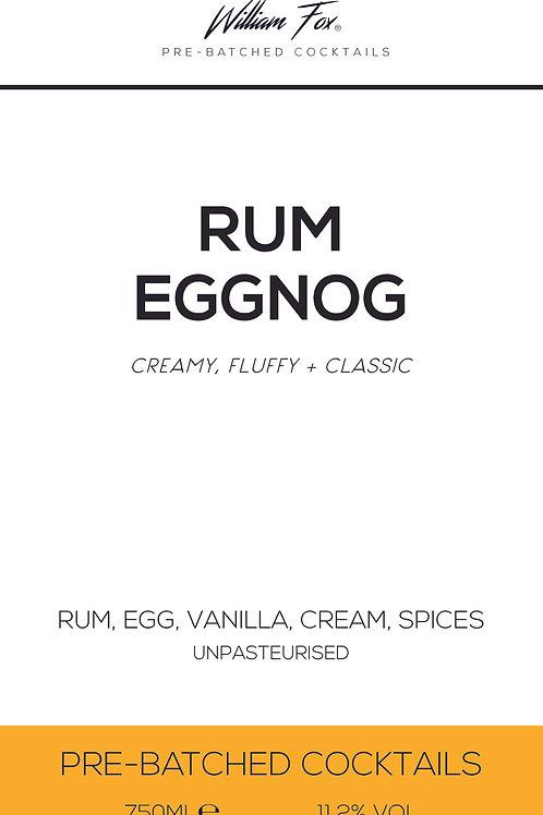 Rum Eggnog