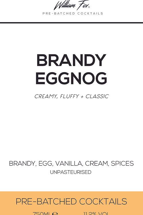 Brandy Eggnog