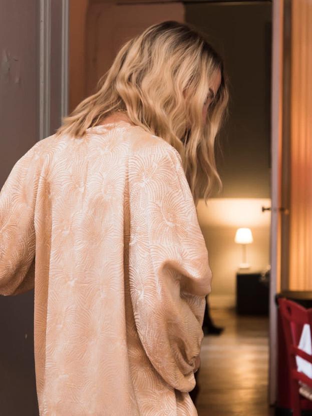 Robe Capri Haute Couture
