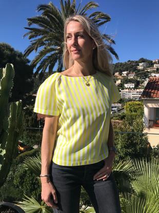 Top Bari jaune