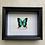 Thumbnail: Sea Green Swallowtail Butterfly Frame