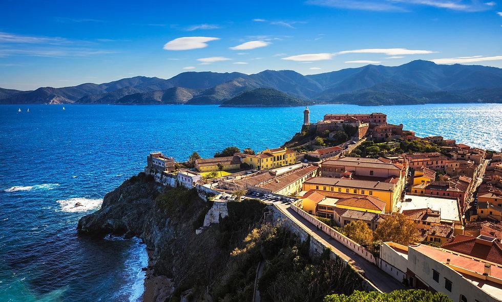 Insel Elba mit Stippvisite in der Toskana / 01.10. - 07.10.2020