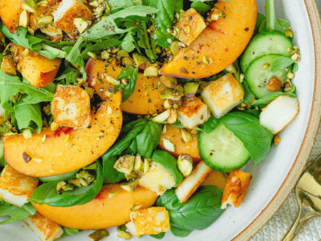 5 ways to make a salad flavorful and exciting