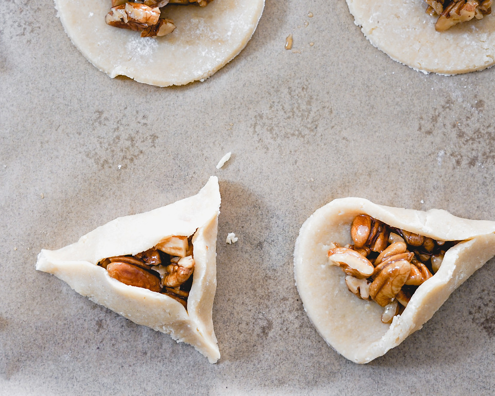 Jewish Pecan Pie Hamantaschen Recipe