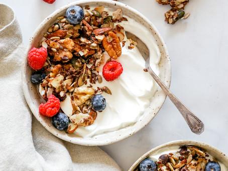 Low Carb Grain-Free Granola