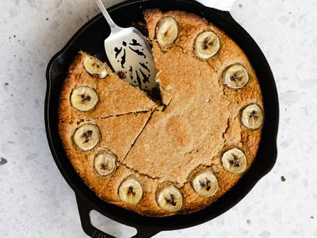 Healthy Walnut Banana Bread