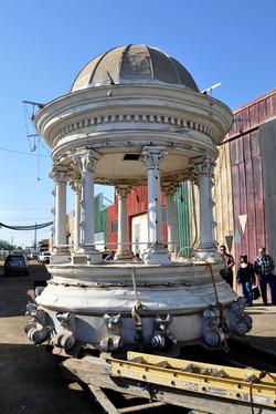 Historic Fresno Courthouse Cupola