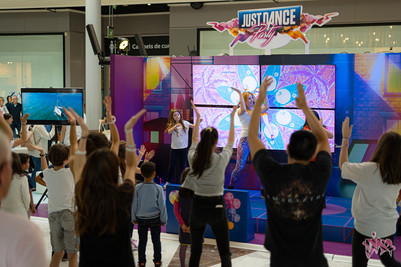 Dina - Just Dance Party Klepierre 2019