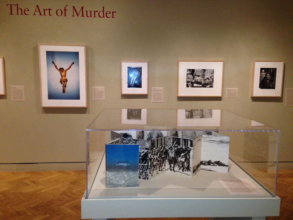 """The Art of Murder"", MIA, MN, 2015"