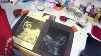 Virtual class, CBA, How to Conceptualize and Create an Artist Book