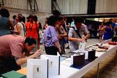 Book Arts classes, Universiad Catolica, Chile, 2015