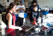 Workshop, Universidad de Chile, Stgo, 2015
