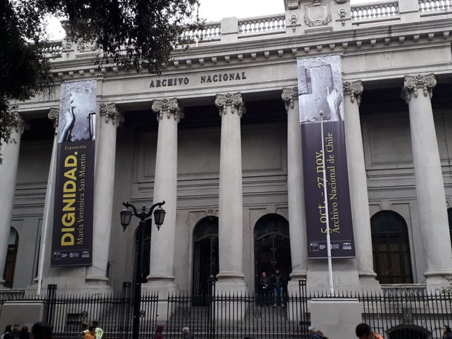 Dignidad, National Archives of Chile, Santiago, 2018