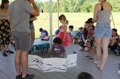 Workshop, Art OMI, Summer Camp, NY, 2016