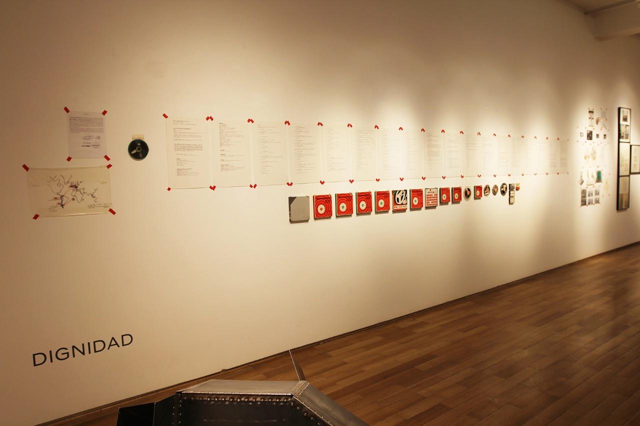 La Caja/El Caso, Galeria Animal, Santiago, Chile, 2019