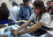 Workshop, Antofagasta, Chile, 2015