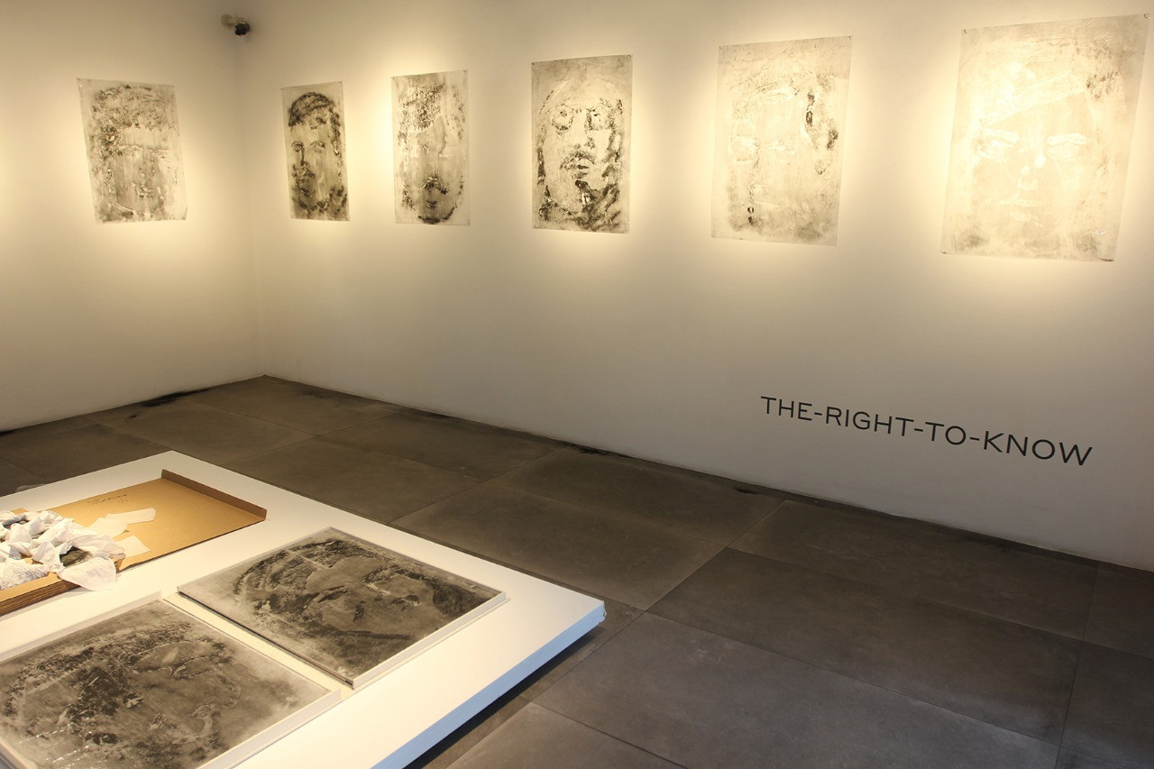 """""""La Caja/El Caso"""", Animal Gallery, Santiago, Chile, 2019"""
