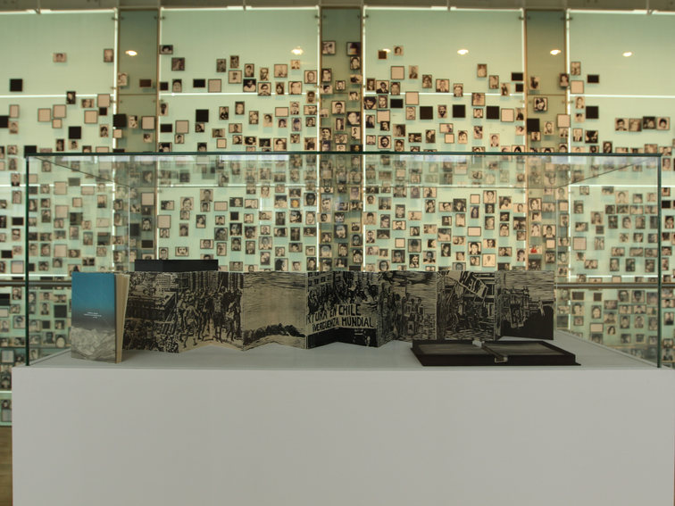 """""""Memory and Landscape"""", Musuem of Memory and Human Rights, Santiago, Chile, 2013"""