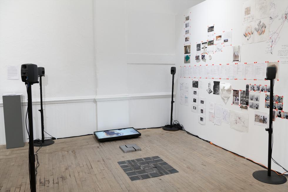 Artists Space, Whitney ISP Studio Exhibition, 2018, NYC