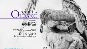 Giorgia Oldano presenta #beWild a Bologna