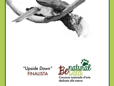 """""""Upside Down"""" Finalista a BeNatural BeWild"""