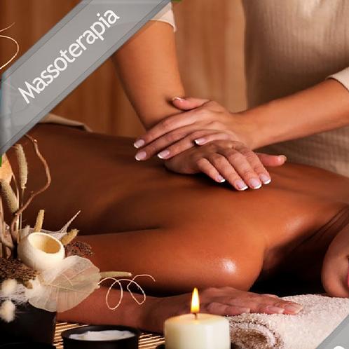 Massagem relaxante - 01 hora