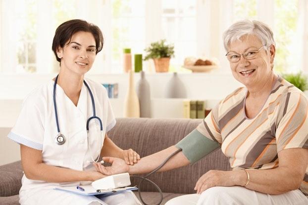 cuidador de idosos atual
