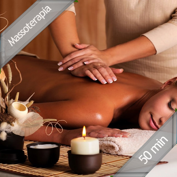 Massagem Relaxante/Redutora