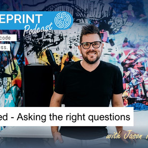 Brand Solved - Asking the right questions with Jason Knight