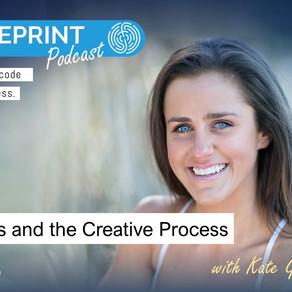 Mini habits and the Creative Process