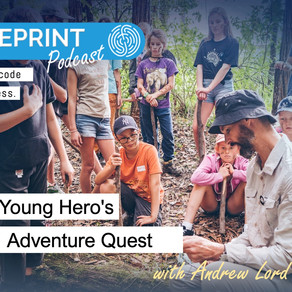 What is the Young Hero's Adventure Quest?