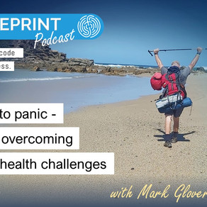 Try not to panic - 10 tips for overcoming mental health challenges