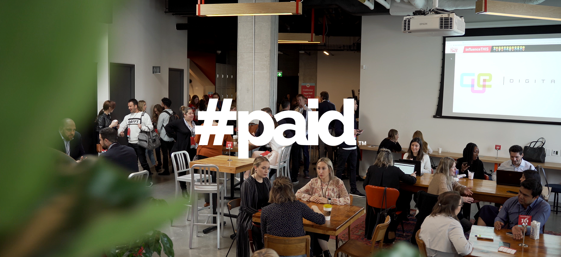 "#paid / ""InfluenceTHIS Conference"""