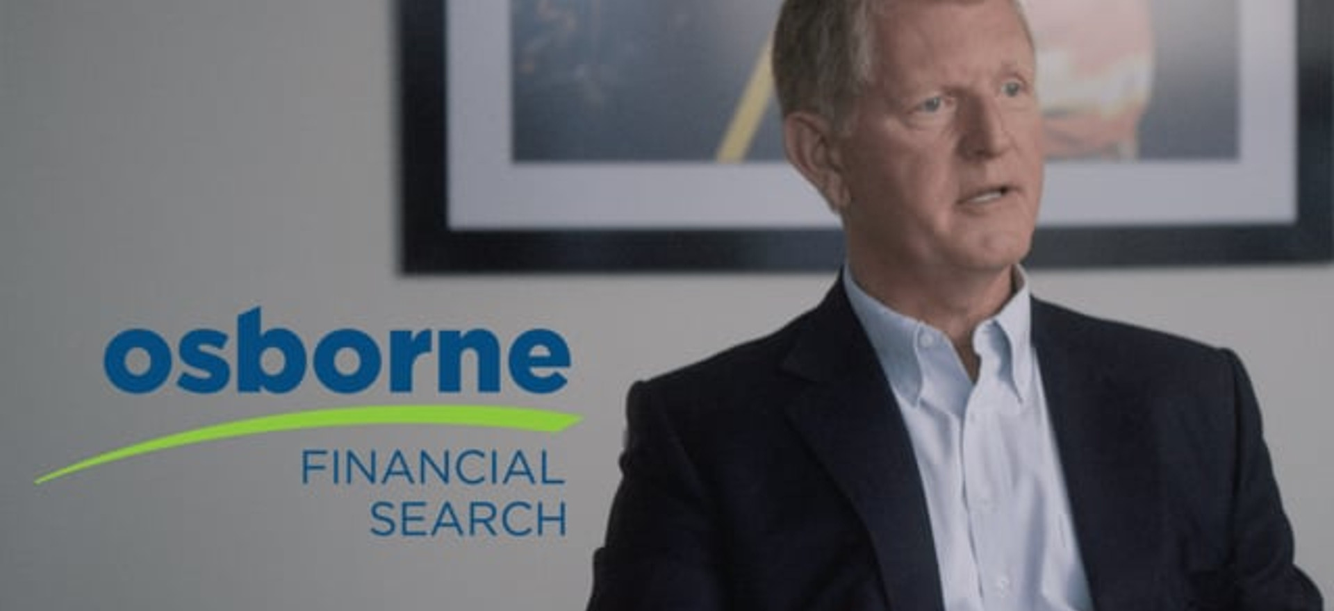 "Osborne Financial Search / ""That's Where We Come In"""
