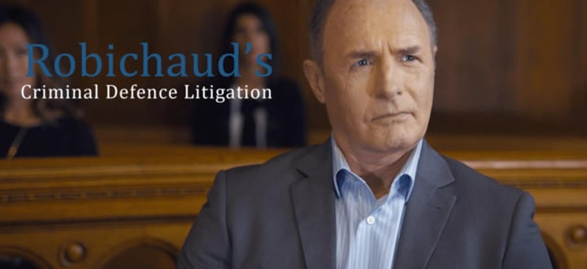 """Robichaud's Criminal Law / """"Remain Silent"""""""