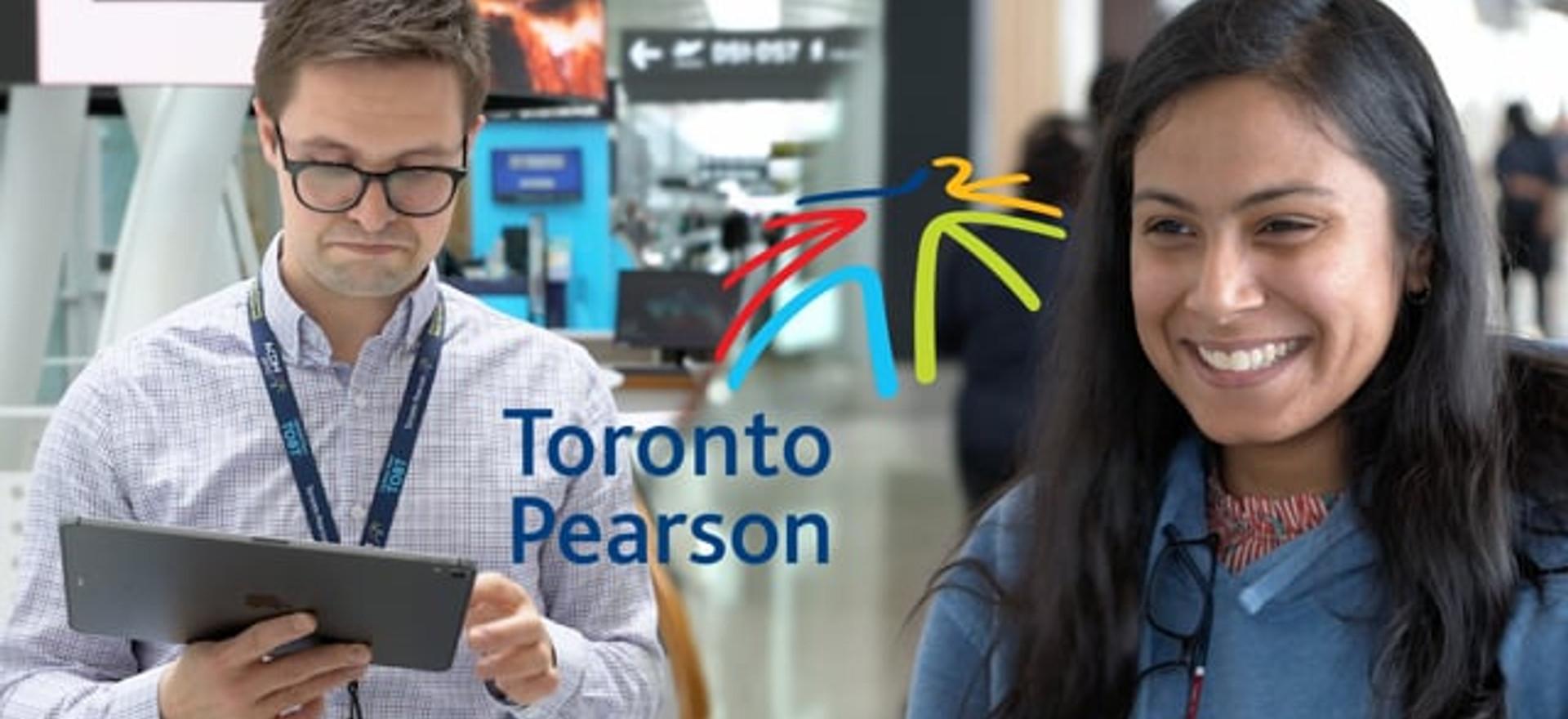 "Toronto Pearson / ""Website Teaser"""