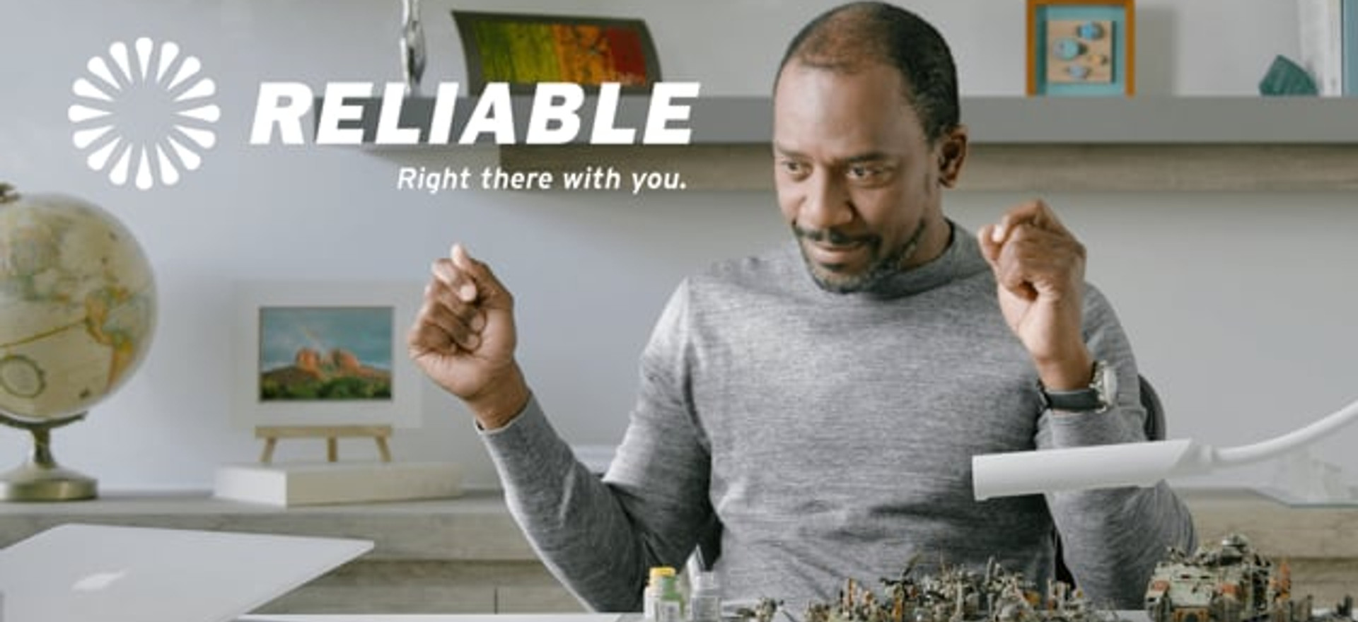 "Reliable Uberlight Flex / ""Any Shape You Can Imagine"""