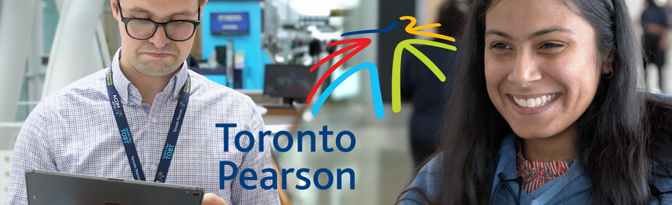 "Toronto Pearson Airport / ""Website Teaser"""